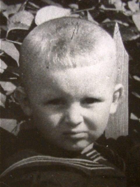 К.Шестаков, 1951 год.