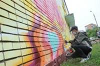 Граффити на улицах, Фото: 4