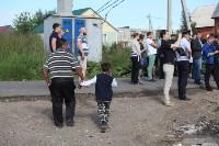 Демонтаж незаконных цыганских домов в Плеханово и Хрущево, Фото: 34