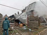 Пожар в Михалково, Фото: 32
