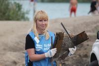 В Кондуках прошла акция «Вода России»: собрали более 500 мешков мусора, Фото: 49