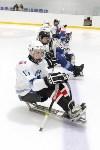Председатель правительства Тульской области Юрий Андрианов вручил санки следж-хоккеистам региона, Фото: 3