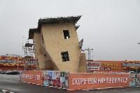 Перевернутый дом в Туле, Фото: 4