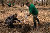 Посадка деревье в Ясной Поляне. 17.04.2015, Фото: 15
