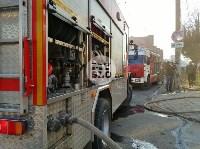 Пожар в пиццерии на Красноармейском, Фото: 8