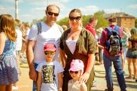 В Туле прошел фестиваль красок и летнего настроения, Фото: 136