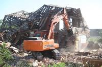 Демонтаж незаконных цыганских домов в Плеханово и Хрущево, Фото: 49