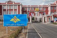 Путин в Суворовском училище, Фото: 2