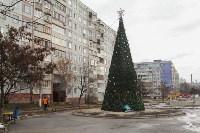 Уборка новогодних площадок в Туле. 26 декабря 2015 года, Фото: 3