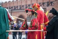 Средневековые маневры в Тульском кремле. 24 октября 2015, Фото: 122