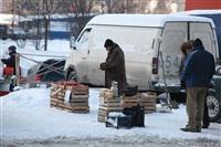 Уличная торговля на пересечении улиц Пузакова и Демидовская, Фото: 9