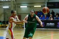 Тульские баскетболисты «Арсенала» обыграли черкесский «Эльбрус», Фото: 68