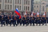 День Тульской дивизии ВДВ: на площади Ленина приземлились парашютисты, Фото: 21