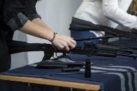 В двух образовательных центрах начали работу стрелковые тиры, Фото: 14