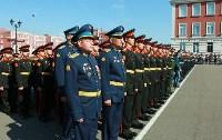 Присяга в Тульском суворовском училище: фоторепортаж, Фото: 2