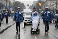 Эстафета паралимпийского огня в Туле, Фото: 37