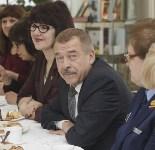 Татьянин день: чаепитие с Юрием Андриановым, Фото: 5