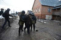 Спецоперация в Плеханово 17 марта 2016 года, Фото: 119