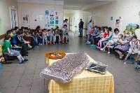 Пациенты Детской областной больницы получили в подарок «пряничного война», Фото: 9