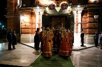 Пасхальное богослужение в Успенском соборе, Фото: 30