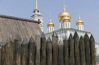 Археологическое окно и осадные дворы в Тульском кремле, Фото: 4
