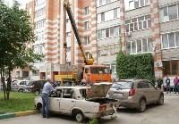 Эвакуировали бесхозный автомобиль, Фото: 2