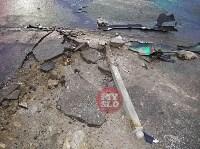 В центре Тулы сбили троих пешеходов, Фото: 9