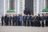 Митинг сотрудников ОВД в Тульском кремле, Фото: 23