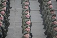 Репетиция Парада Победы в подмосковном Алабино, Фото: 90