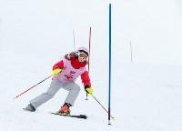 Третий этап первенства Тульской области по горнолыжному спорту., Фото: 40