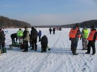 Соревнования по зимней рыбной ловле на Воронке, Фото: 43