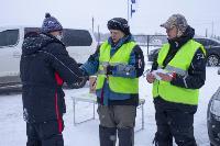 В Туле выбрали лучших рыбаков по ловле на блесну со льда, Фото: 80