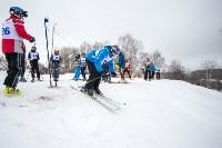 Третий этап первенства Тульской области по горнолыжному спорту., Фото: 57