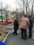 Обновление сквера Космонавтов в г.Щёкино., Фото: 2