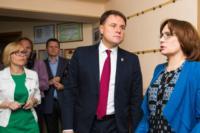 Владимир Груздев пообщался с журналистами «Слободы» и Myslo, Фото: 3