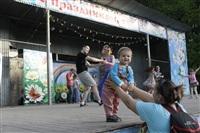 """""""Буги-вуги попурри"""" в Центральном парке. 18 мая 2014, Фото: 7"""