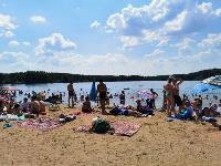 Вторые Кондуки, Голубая вода и Белые пески: обзор непопулярных пляжей Тульской области, Фото: 7