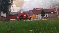 В Заречье загорелась шашлычная, Фото: 4