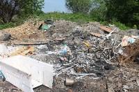 В тульском Заречье жители год добиваются ликвидации ядовитой свалки, Фото: 2
