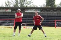 Тренировка «Арсенала» на стадионе «Желдормаш», Фото: 16