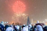 На площади Ленина прошло закрытие главной городской ёлки, Фото: 121