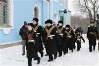 Никита Руднев-Варяжский, внук легендарного командира «Варяга» с визитом в Тульскую область, Фото: 35