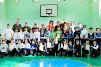 Юные туляки приняли участие в военно-спортивной игре, Фото: 6