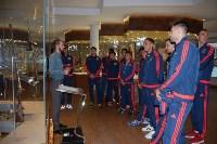 Команда «Арсенал» посетила Тульский музей оружия, Фото: 4