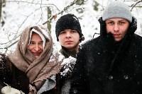 Тульские поисковики провели школьников партизанскими тропами, Фото: 11