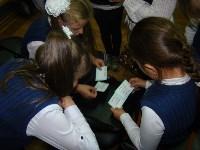 Тульские школьники попробовали фронтовой хлеб, Фото: 7