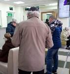 Туляки стоят в очередях на оплату ЖКУ, несмотря на отсутствие штрафов и призывы к самоизоляции, Фото: 7