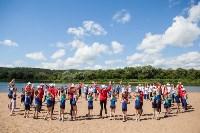 Акробаты и боксеры в летнем лагере, Фото: 119