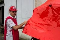 Тульское МЧС передало муниципальным образованиям области прицепы спасательных постов, Фото: 2