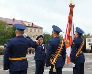 Дмитрий Глушенков простился со знаменем дивизии, Фото: 22